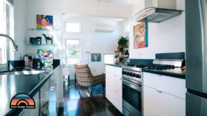 Důchodci Páry krásně navržený malý dům - perfektní rozvržení
