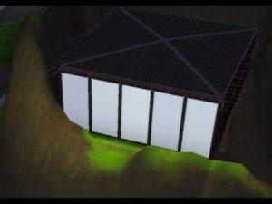 Domeček pro malé domácnosti Sims4
