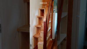 Drobné domácí schody