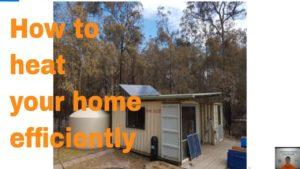 Energeticky efektivní tipy na vytápění pro tuto zimu tvoří malý dům | Solární baterie