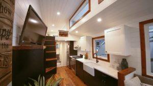 Epic Modern Farmhouse THOW od Tree Hugger Tiny Homes