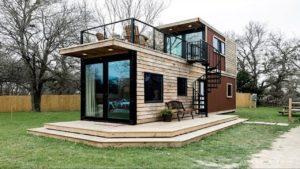Grand Designs Season 20 - Budova Tiny House se musí dívat!