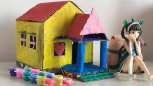Jak malovat úžasný DIY malý dům
