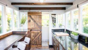 Kontejnerový domov alternativních obytných prostorů Životní Design Pro Malý Dům