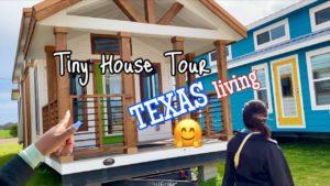 Krásné malé domovy turné v Texasu   400 metrů čtverečních, splácení dluhu rychleji, minimalistické bydlení