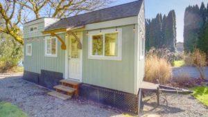 Krásný malý dům s luxusní vanou v Olympii za 65 000 $ | Krásný malý dům