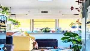 Luxusní Vintage Kencraft Trailer na prodej / Nádherný Tiny House