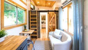 Malý dům Design 350sqft Luxusní malý dům - Irving
