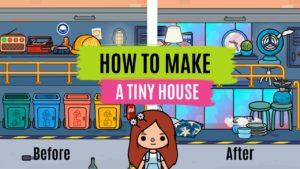 Malý dům TUTORIAL | Toca Life