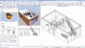 Malý dům - rychlá a snadná architektura s Allplanem