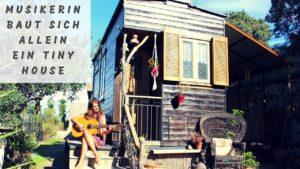 Musican staví Tiny House za pouhých 5 000 €