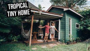 Náš australský tropický inspirovaný malý domov Queensland Road Trip