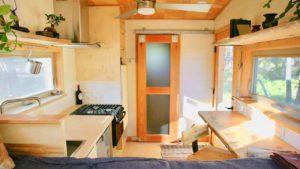 Nádherná The McKenzie od Wood Iron Tiny Homes Životní Design Pro Malý Dům