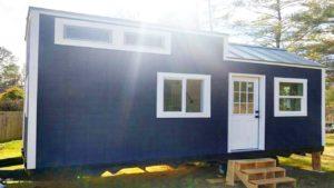 Nádherný nový malý dům na prodej malého domu na přívěsu | Nádherný malý dům