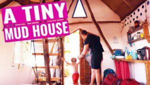 Off Grid Tiny House S batole | Naučit se, jak žít z mřížky v ekologické vesnici