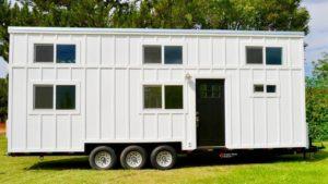 Ohromující krásný nový malý dům na kolečkách na prodej | Životní Design Pro Malý Dům