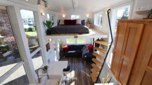 Ohromující model Chinook Peak od Tiny Mountain Houses   Životní Design Pro Malý Dům