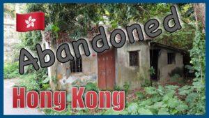 Opuštěný Tiny House Hong Kong NT [4K]
