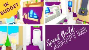 Přijměte mě Speed Build - Přijměte mě Tiny House - 1K Budget - Přijměte mě Design