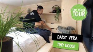 Prohlídka Daisy Vera Tiny House od Build Tiny