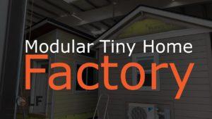 Prohlídka modulární malé továrny!