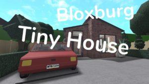 Prohlídka průmyslového domu Tiny House [Bloxburg]