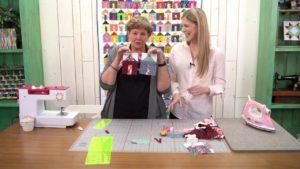 REPLAY: Vytvořte malý přikrývkový blok s Jenny a Misty z Missouri Star (How-To Video)
