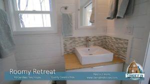 Roomy Retreat Tiny House - 28 Ft