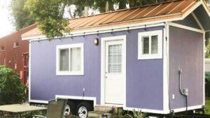 Rustikální krásný malý dům u jezera v Orlandu | Krásný malý dům