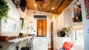 Rustikální krásný model Stony Ledge THOW Na prodej | Krásný malý dům