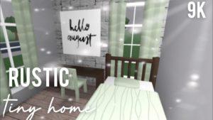 Rustikální malý dům (bez hry) ♡ | Bloxburg