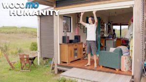 Sen malého domu na Novém Zélandu - 25m² k bydlení