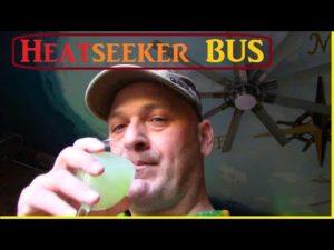 Setkání s přáteli v New Orleans, Heatseeker Bus RV Tiny Home Skoolie.