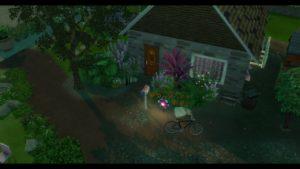 Sims 4: Můj první malý domov Puking krále