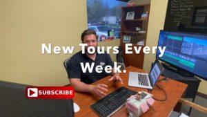 Týdenní aktualizace: Tiny Home Tours. Nová pracovní příležitost. Prohlídky mobilních domů.