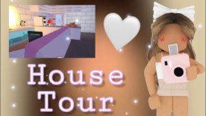 Tiny House Tour | Roblox přijměte mě💖