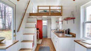 Unikátní ohromující mák malý dům má vše, co potřebujete od moderního maličkého bydlení malý dům velké bydlení