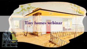 Webinář malých domovů