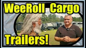 Wonderful Tiny Home: WeeRoll Cargo Trailer Factory Tour
