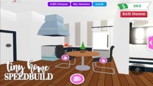 estetický malý domov stavět! roblox mě adoptuj