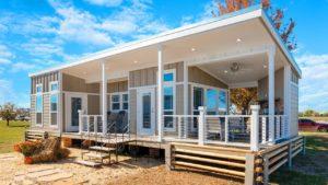 Úžasný krásný parkový model RV 520 PRODEJ $ 50K | Malý dům velké bydlení