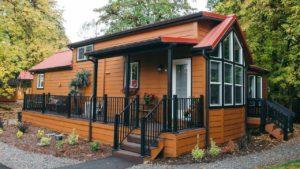 Úžasný krásný parkový model na prodej od Hope Valley Resort Malý dům velké bydlení