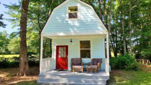 Úžasný nádherný malý dům pro jedinečnou a relaxační dovolenou | Krásný malý dům