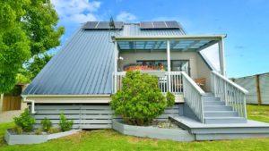 Úžasný nepředvídatelný velmi soukromý dům s polovičním rámem A přichází se čtyřmi ložnicemi Malý dům velké bydlení