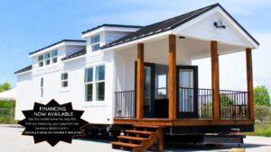 Úžasný ohromující model parku ZION na prodej od hořčičných semen drobných domů Malý dům velké bydlení