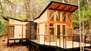 Útulný krásný úkryt pro úplné odpojení v Huilo Krásný malý dům