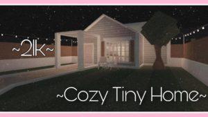 Útulný malý domov Bloxburg Speed Build | 21k | ii_Megan_ii