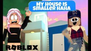 Tiny house challenge in bloxburg