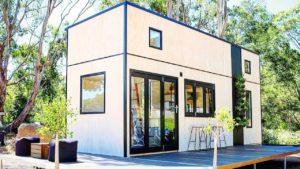 8m předvádí malý dům na kolečkách od Sowelo Tiny Houses | Za poznáním malého domu