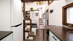 ABSOLUTNĚ Ohromující Starling 33 & # 39; TINY HOME určený pro rostoucí rodinu Malý dům velké bydlení
